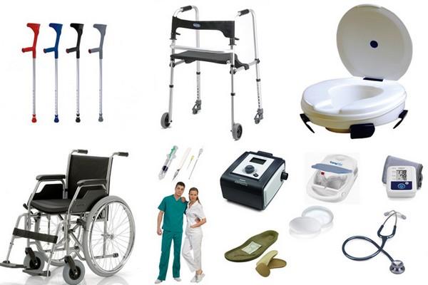 medikal ürün satış yerlerinin varlığı