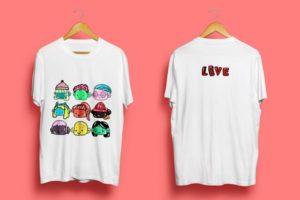 Tişört Tasarımı Yapmak, Satarak Para Kazanmak